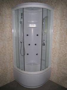 El cuarto de baño de vapor de diseño Mini Pequeño económico de la ...