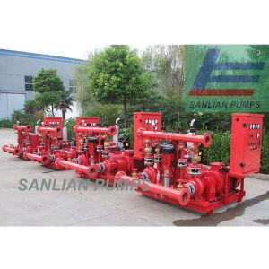 Edj l'eau (SLFP) de la pompe incendie