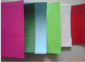 Folha de EVA de pelúcia para o artesanato e a educação escolar (TR614)