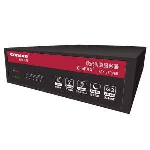 Cimfax entscheidendes W5 2-Port Telefax von PC zu Telefax-Maschinen/Server/Klienten/faxen Fax2email V. 34 400 Benutzer für Speicher Windows- Xp/7/8/10/Mac 16GB online