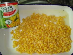 425g de maíz dulce enlatado Kenerls en de calidad superior