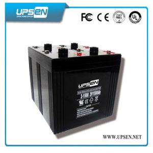 Высокая производительность 12V автомобильный аккумулятор хранения без необходимости технического обслуживания