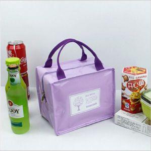 Multifonctions pratiques Sacs à glace portables Panier d'isolation Sac de refroidissement Sac de déjeuner Sac de pique-nique Bento Box Sac de fruits et de fruits
