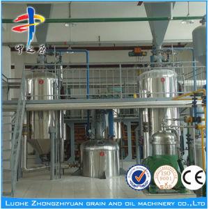 Soyabohne-Sonnenblume-Speiseöl-Raffinierungs-Pflanze der Erdnuss-20t/D