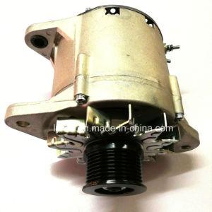 Cummins 6bt 디젤 엔진은 28V 45A를 가진 발전기 Jfz2403를 분해한다