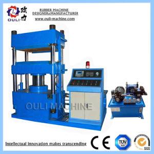 Heißer Verkaufs-Gummiring-vulkanisierenpresse-Maschine in China