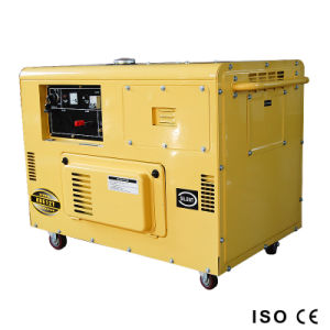 Power massimo 10kw Silent Diesel Generator Hot Sale con Lowest Price, Highquality