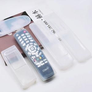 Reciclaje de grado médico cubierta de control remoto de silicona