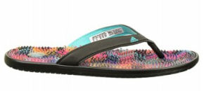 Pendre hors de la piscine de style Flip Flop sandales synthétique