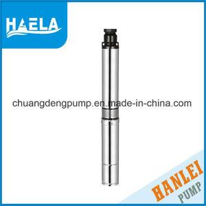 Pozo profundo bomba sumergible 4 pulgadas de diámetro/bomba de pozo