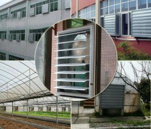 Ventilator van de Lucht van het Blad van het roestvrij staal de Materiële Centrifugaal