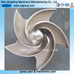 La norme ANSI Goulds 3196 de la pompe de rotor de pompe en acier inoxydable 316