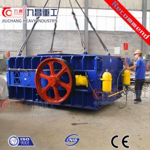 Frantoio a cilindro della macchina d'estrazione della macchina per la frantumazione doppio