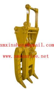 Godet de pelle / Log Grab / bois Grab pièces de machinerie de construction grue