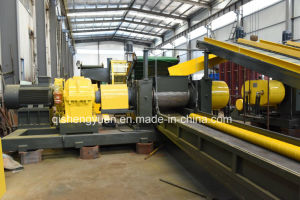 Pneumatico residuo che ricicla strumentazione/macchina di gomma della polvere/frantoio residuo della gomma