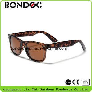 Plastic Zonnebril van het Frame van de Zonnebril van vrouwen de Hete Verkopende