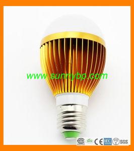 E27 5W LED Bulb met Ce-RoHS-CEI