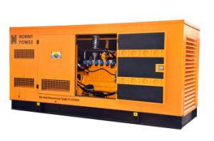 750kVA trifásico de 600 kw CA grupo electrógeno de Gas Natural
