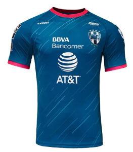 人の女性の青年メキシコのジャージのモンテレーのサッカーのジャージ