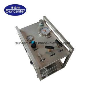 Heiße Verkäufe Suncenter luftbetriebene hydrozusatzhochdruckstationen für Prüfung