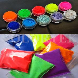 Het fluorescente Poeder van het Pigment van de Tint van de Hars van het Neon