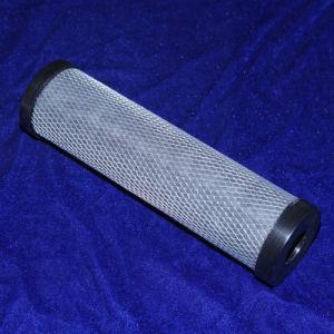 Cartuccia di filtro attiva dalla fibra del carbonio di standard 10