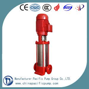 Xbc вертикальный многоступенчатый насос противопожарной защиты высокого давления