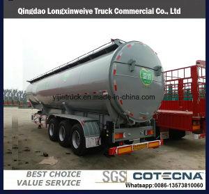 3つの車軸燃料かディーゼルまたはオイルまたはガソリンまたは販売のための半ユーティリティタンカーまたはタンクトラックのトレーラー