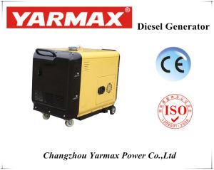 Générateur silencieux et élevé superbe de diesel de Yarmax d'effet
