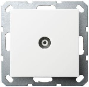 Une seule prise TV (terminal) , une seule prise TV (intermédiaire) (G6001/G6002)