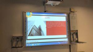 Interactieve Whiteboard met allen in voor het Klaslokaal Van verschillende media