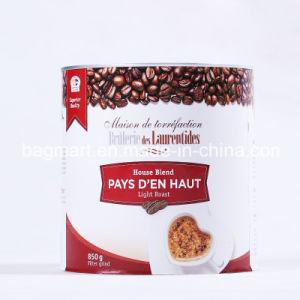 Tubo Redondo de cartón caja de embalaje de regalo para las tuercas/Caramelos/Cookies/Snack