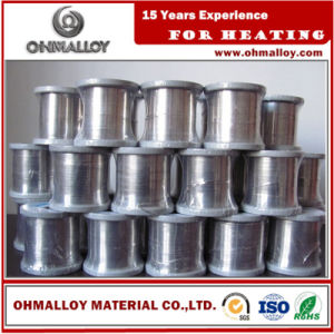 Ohmalloy Nicr60/15 Resistance Wire per Vacuum Furnace Heating Wire
