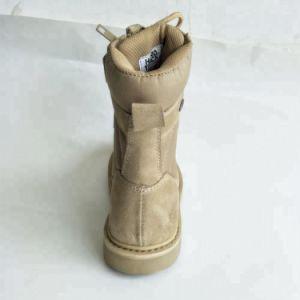 Goodyear Welt Desert Boots botas militares Zapatos de seguridad