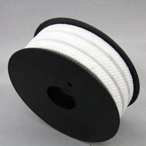 Embalaje de PTFE Teflón blanco, Embalaje, Embalaje sellado para el sello Industrial