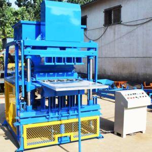 Ly4-10 Semiautomáticos de intertravamento de Grande Capacidade/máquina para fazer blocos de tijolos de barro