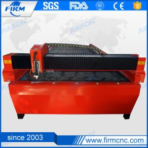 Venta caliente Plasma de corte CNC Máquina cortadora de plasma