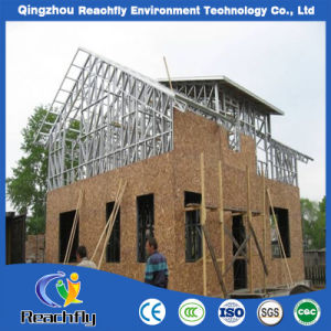 80sqm 2 Quartos moderno prédio de estrutura de aço prefabricados Prefab House