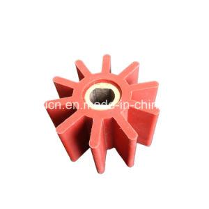 Soem-rote Farbe Einspritzung geformter Viton Gummiarmkreuz-Antreiber für Haushaltsgerät