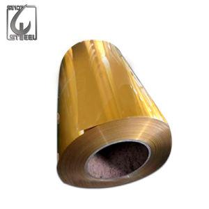 De Kleur Met een laag bedekte Rol van uitstekende kwaliteit van het Aluminium voor Decoratie