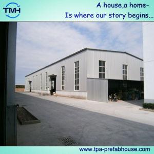 Portalrahmen-Stahlkonstruktion-Lager für Fabrik