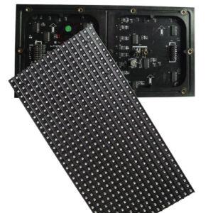 P7.62-8s для использования внутри помещений полноцветный светодиодный дисплей для поверхностного монтажа модуля