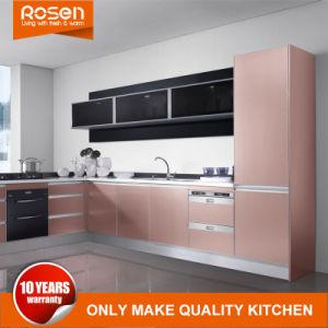 Cubiertos de laminado de pintura bricolaje armarios de cocina Muebles de  hogar Online