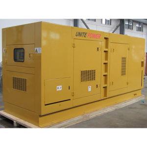 350kVA Cummins Engine Soundproof Diesel Generator
