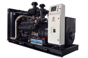 generatore di 560kw 700kVA alimentato dal motore diesel dello Sdec aperto/dallo stile silenzioso