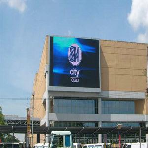 Produit de la publicité de plein air P10 HD plein écran LED de couleur