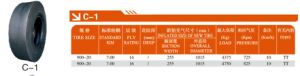 Хороший C-1 гладкий ролик (шины 9.00-20, 23.1-26)
