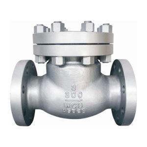 Pn10 4 polegadas de água eléctrica da válvula de retenção de controle