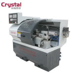 상단 1 높은 정밀도 및 저가 Ck6132A 소형 금속 작동되는 선반 기계