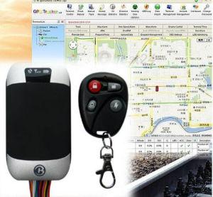 Los rastreadores GPS para automóviles, motocicletas, sistema GPS de rastreo de vehículos303G